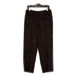 COPY - Tribal Faux Suede Pants / Slacks Size 10